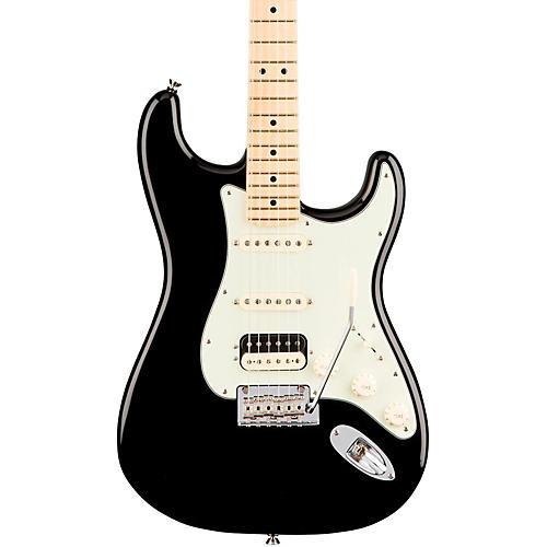 Fender American Professional Stratocaster HSS Shawbucker Maple Fingerboard Electric Guitar-thumbnail