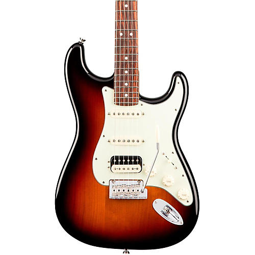 Fender American Professional Stratocaster HSS Shawbucker Rosewood Fingerboard Electric Guitar-thumbnail
