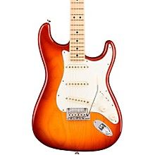American Professional Stratocaster Maple Fingerboard Electric Guitar Sienna Sunburst