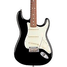 American Professional Stratocaster Rosewood Fingerboard Electric Guitar Black