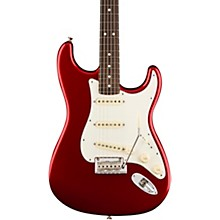 American Professional Stratocaster Rosewood Fingerboard Electric Guitar Candy Apple Red