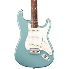 American Professional Stratocaster Rosewood Fingerboard Electric Guitar Sonic Gray