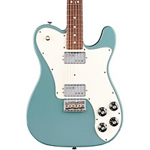 American Professional Telecaster Deluxe Shawbucker Rosewood Fingerboard Electric Guitar Sonic Gray