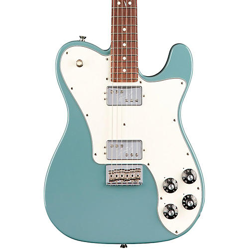 Fender American Professional Telecaster Deluxe Shawbucker Rosewood Fingerboard Electric Guitar-thumbnail