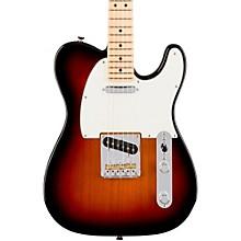American Professional Telecaster Maple Fingerboard Electric Guitar 3-Color Sunburst