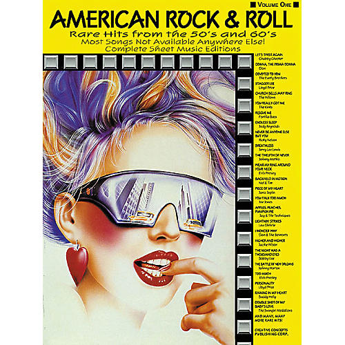 Creative Concepts American Rock and Roll Volume 1 (Songbook)-thumbnail