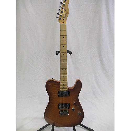 Fender American Select Chambered Telecaster HH Hollow Body Electric Guitar-thumbnail