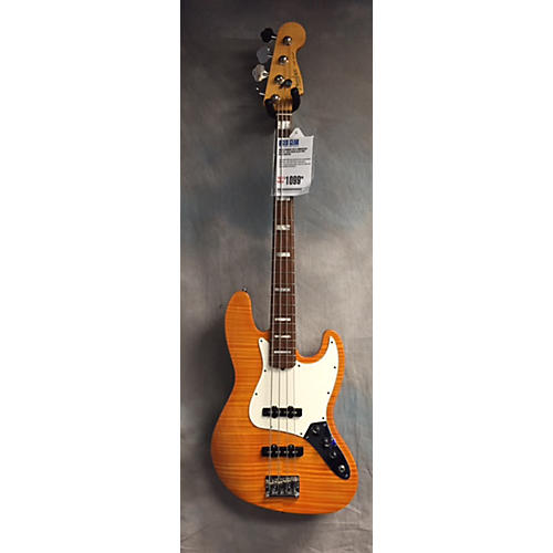 Fender American Select Jazz Bass Electric Bass Guitar