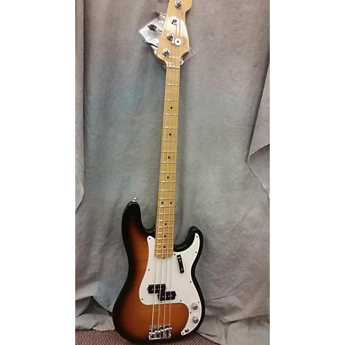 Fender American Select Precision Bass Electric Bass Guitar-thumbnail
