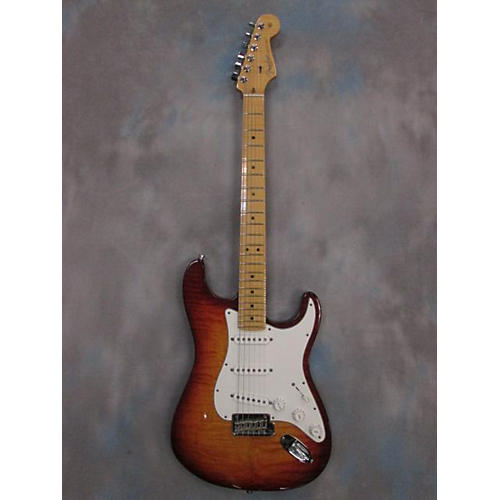 Fender American Select Stratocaster Solid Body Electric Guitar