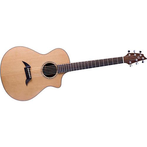 Breedlove American Series C25/CRe, Herringbone Acoustic-Electric Guitar Gloss