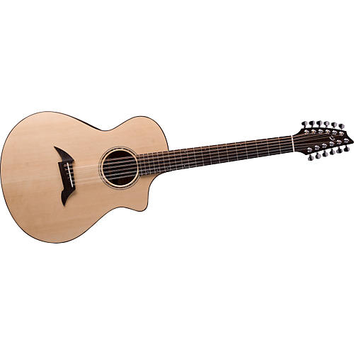 Breedlove American Series C25/SMe12 12-String Acoustic-Electric Guitar-thumbnail
