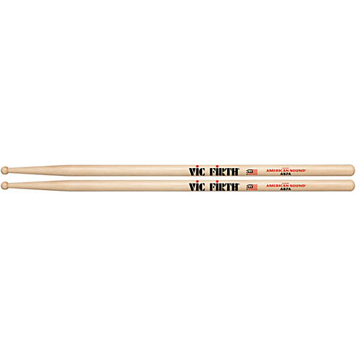 Vic Firth American Sound Hickory Drumsticks Wood 7A