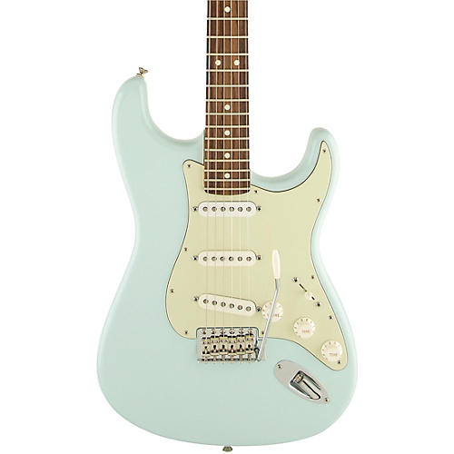 fender american special stratocaster electric guitar with rosewood fingerboard sonic blue. Black Bedroom Furniture Sets. Home Design Ideas