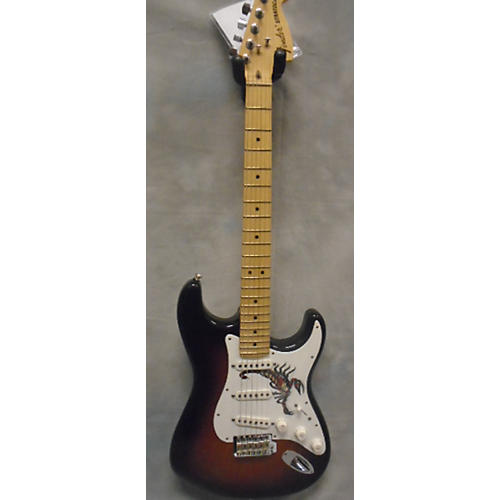 Fender American Special Stratocaster Solid Body Electric Guitar 2 Tone Sunburst