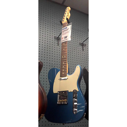 Fender American Special Telecaster Solid Body Electric Guitar Lake Placid Blue