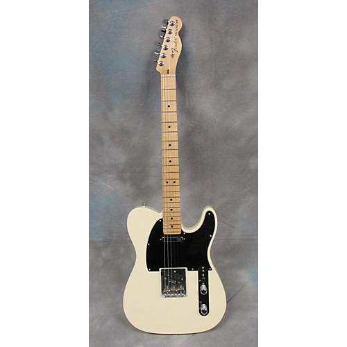 Fender American Special Telecaster Vintage White Solid Body Electric Guitar