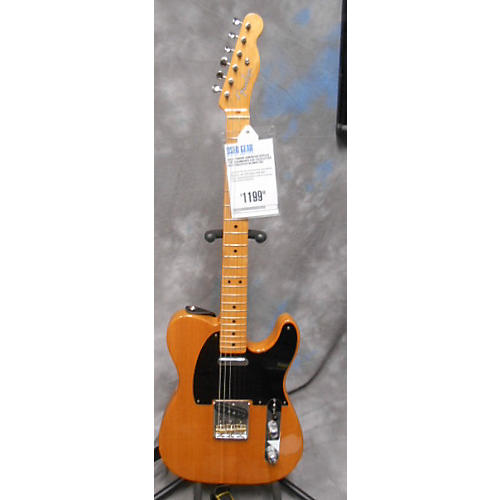Fender American Spruce Top Chambered Ash Telecaster Hollow Body Electric Guitar