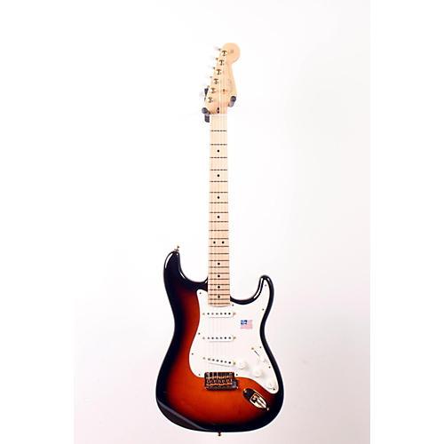 Fender American Standard 60th Anniversary Commemorative Stratocaster Electric Guitar-thumbnail