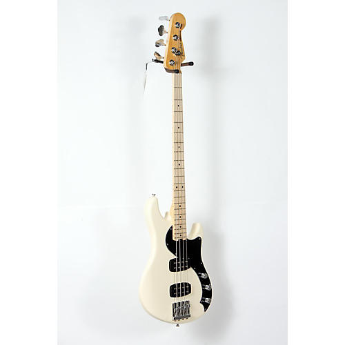 Fender American Standard HH Dimension Bass IV Maple Fingerboard Electric Bass Guitar-thumbnail