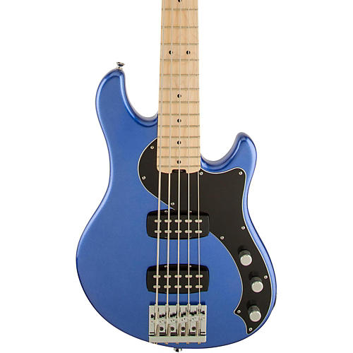 Fender American Standard HH Dimension Bass V Maple Fingerboard Electric Bass Guitar-thumbnail