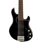 Fender American Standard HH Dimension Bass V Rosewood Fingerboard Electric Bass Guitar