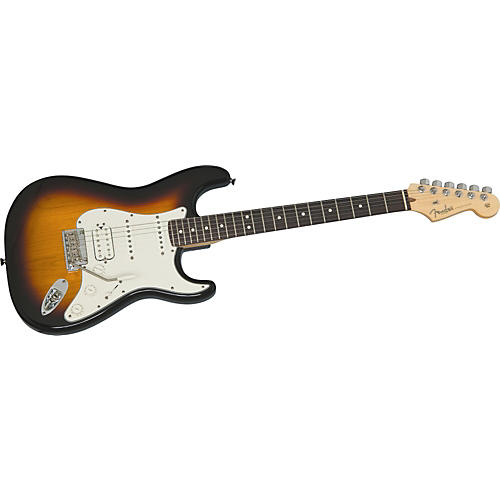 Fender American Standard HSS Stratocaster Electric Guitar-thumbnail
