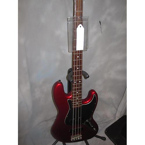 Fender American Standard Jazz Bass Electric Bass Guitar Candy Apple Red