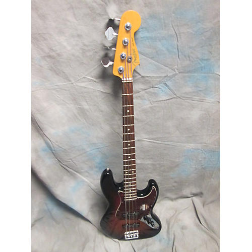 Fender American Standard Jazz Bass Electric Bass Guitar-thumbnail