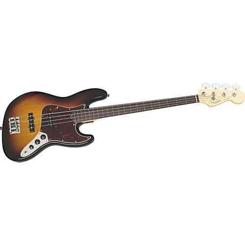Fender American Standard Jazz Bass Fretless