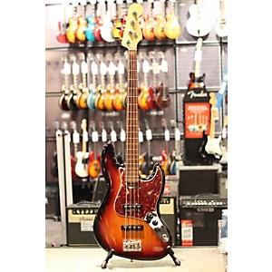 Pre-owned Fender American Standard Jazz Bass Fretless Electric Bass Guitar