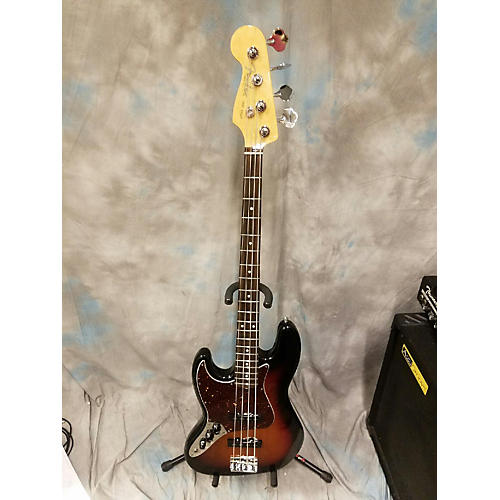 Fender American Standard Jazz Bass Left Handed Electric Bass Guitar
