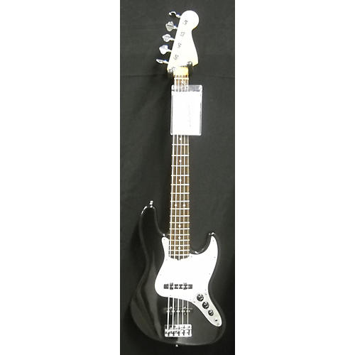Fender American Standard Jazz Bass V Electric Bass Guitar-thumbnail