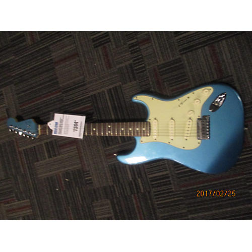 Fender American Standard Limited Edition Stratocaster Matching Headstock Solid Body Electric Guitar