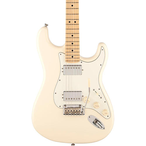 Fender American Standard Maple Fingerboard HH Stratocaster Electric Guitar-thumbnail