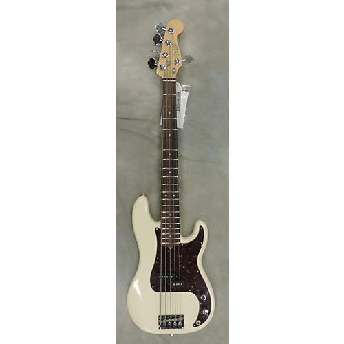 Fender American Standard Precision Bass V 5 String Electric Bass Guitar
