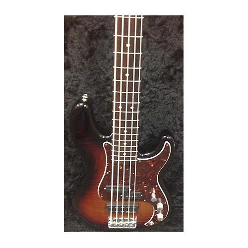 Fender American Standard Precision Bass V 5 String Electric Bass Guitar-thumbnail