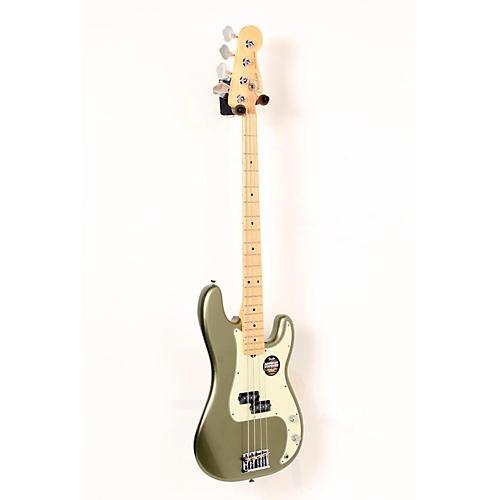 Fender American Standard Precision Bass with Maple Fingerboard Jade Pearl Metallic,Maple Fingerboard 888365321844