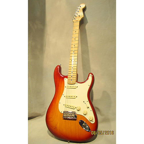 Fender American Standard Stratocaster Ash Body Solid Body Electric Guitar