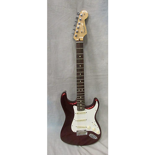 Fender American Standard Stratocaster Candy Cola Solid Body Electric Guitar Candy Cola