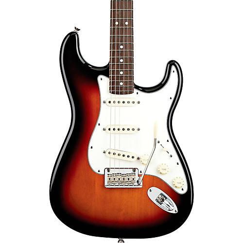 Fender American Standard Stratocaster Electric Guitar with Rosewood Fingerboard-thumbnail