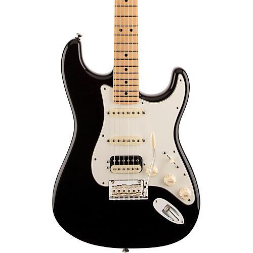 Fender American Standard Stratocaster HSS Shawbucker Maple Fingerboard Electric Guitar-thumbnail