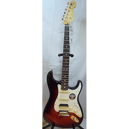 used fender american standard stratocaster hss shawbucker solid body electric guitar 3 color. Black Bedroom Furniture Sets. Home Design Ideas