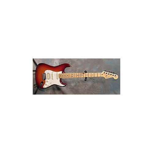 Fender American Standard Stratocaster HSS Sienna Sunburst Solid Body Electric Guitar