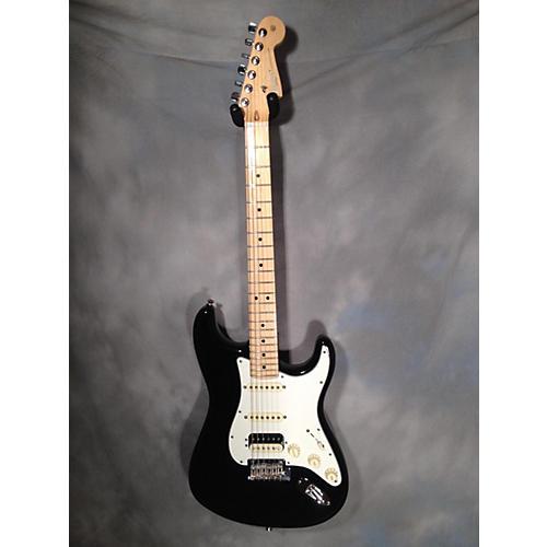 Fender American Standard Stratocaster HSS Solid Body Electric Guitar Black