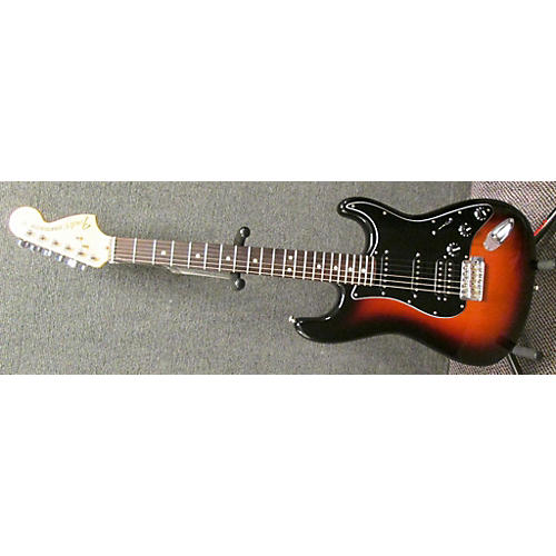 Fender American Standard Stratocaster HSS Solid Body Electric Guitar-thumbnail
