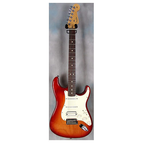 Fender American Standard Stratocaster HSS Solid Body Electric Guitar