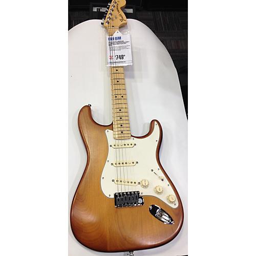 Fender American Standard Stratocaster Honey Burst Solid Body Electric Guitar-thumbnail