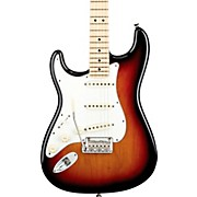 Fender American Standard Stratocaster Left-Handed Electric Guitar with Maple Fretboard