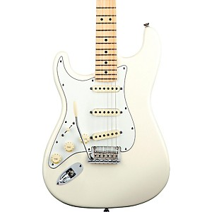 Fender American Standard Stratocaster Left Handed Electric Guitar with Mapl... by Fender